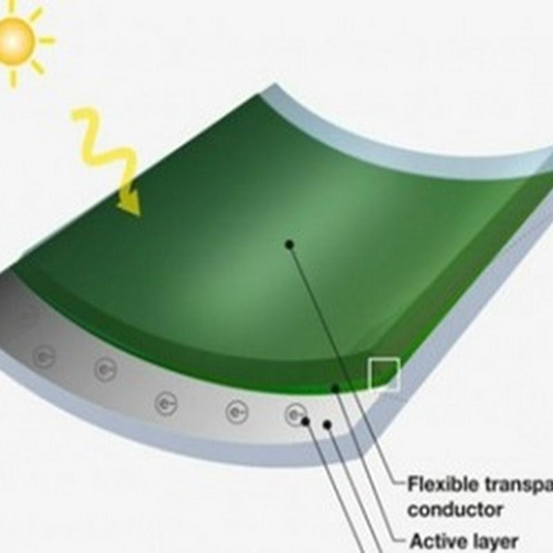 Crean células solares desde trozos de jardín