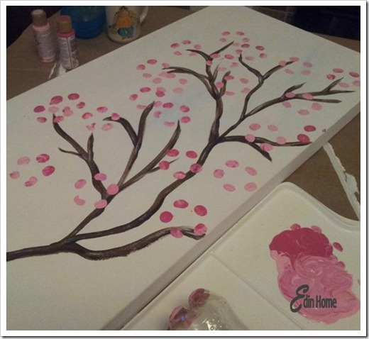 Things To Paint dttd imagine.design.create: pretty in spring pink: a fun & easy