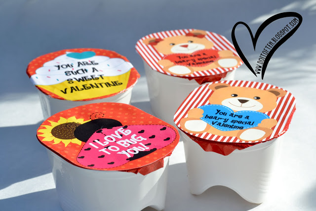 Printable Pringles Snack Pack Labels from Do it Often