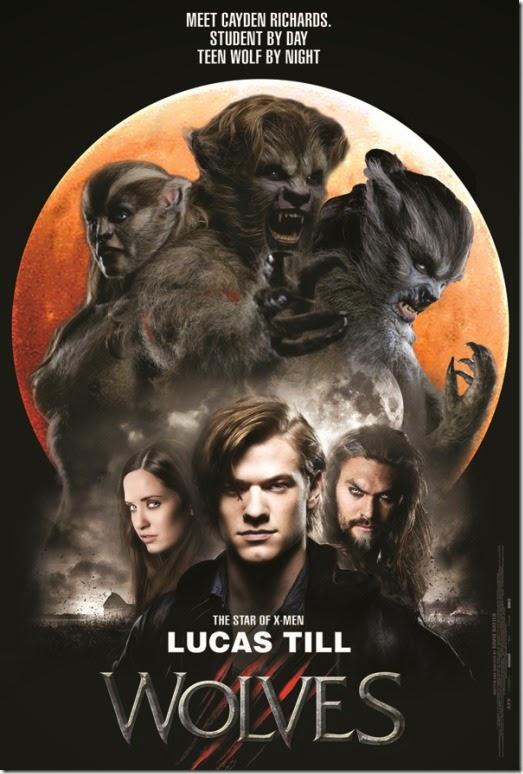 wolves poster art