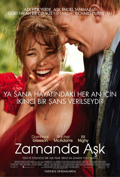 Zamanda A�k | About Time | 2013 | 1080p | BluRay | x264 | DUAL