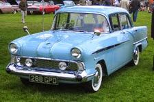Vauxhall 1957 Victor FA