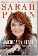 SarahPalinAmericaByHEARTbookcvr