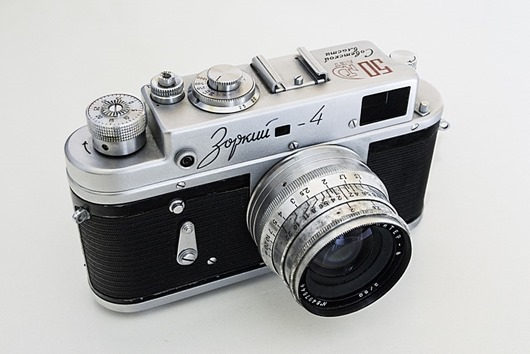 35mm-Film-Rangefinder-Zorki-4-Special-Edition-50th-Anniversary-of-the-Russian-Revolution