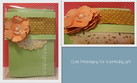 Cute packaging for a birthday gift Check it out at craftylittlemoos.blogspot.com Created by Charlie-Louise Camp Images Stampin' Up! © 2013 21-08-2013 09-59-10