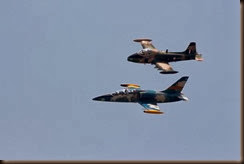Strikemaster & L-39