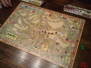 Racing through euroland with Hansa Teutonica