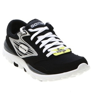 Skechers Go Run Black