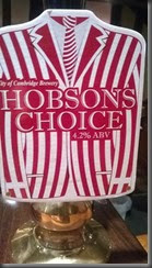 City of Cambridge - Hobson's Choice