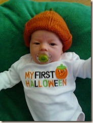 halloween 2012 Liam