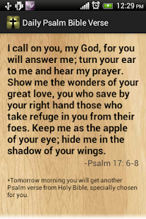 Holy Bible Verses Free - screenshot