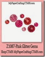 pink glitter gems-200