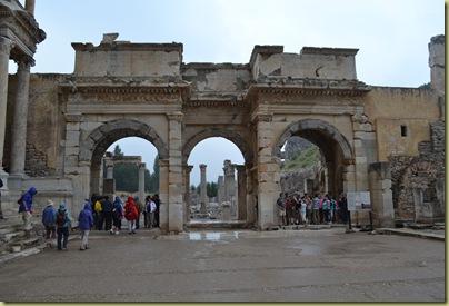 Ephesus South Gate of Agora