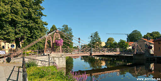 Järnbron en tidig morgon 2011
