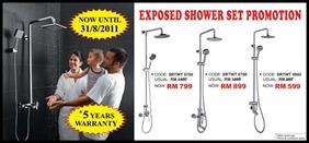 Sorento-Shower-Set-Promotion-2011