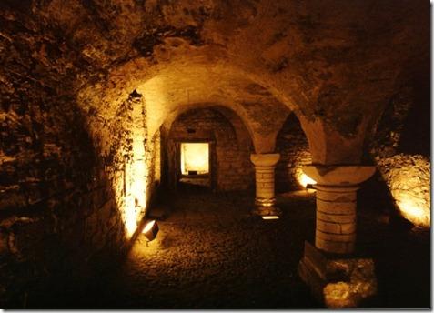 gothic-cellar