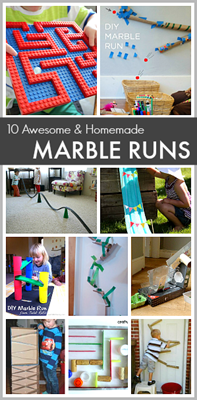 10 Awesome Marble Runs from Buggy and Buddy