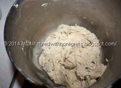 Microwave Cookie dough1