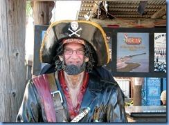 6706 Texas, Port Isabel - Bill at Pirate's Landing