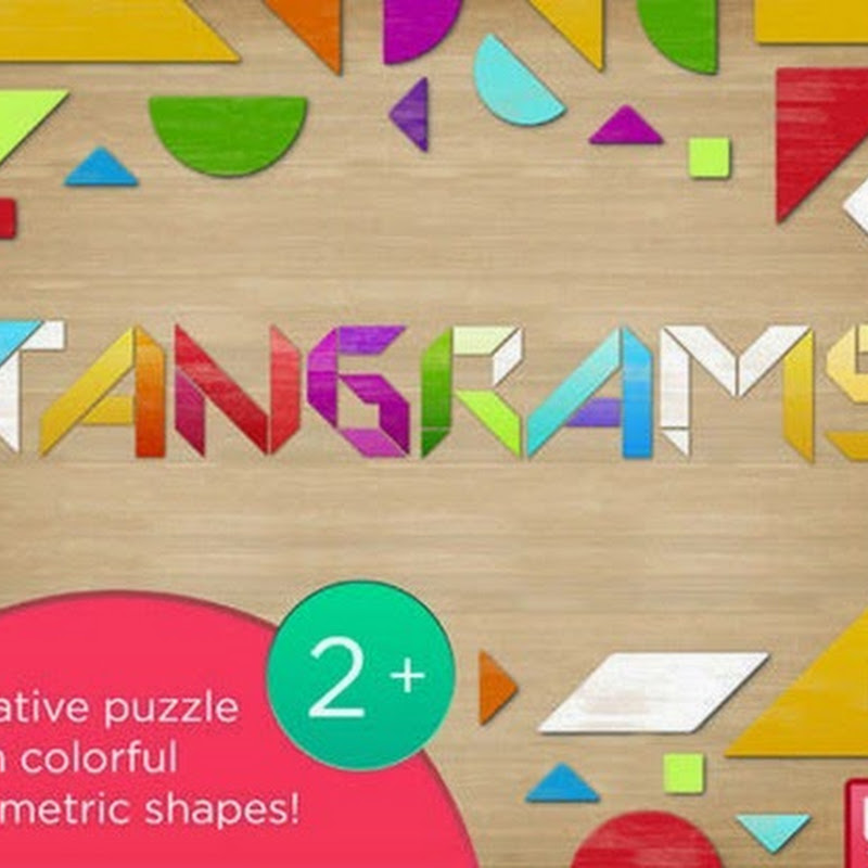 Tangram Puzzles is a great educational tool for your child.
