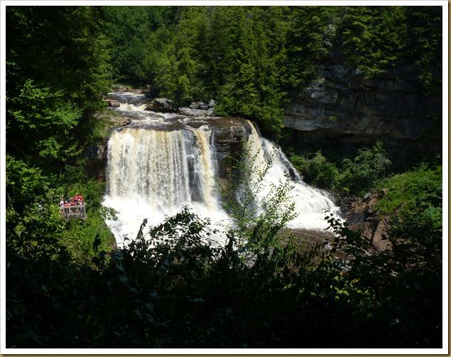 Blackwater Falls S.P WV