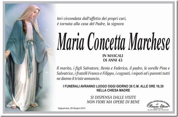 MARCHESE MARIELLA