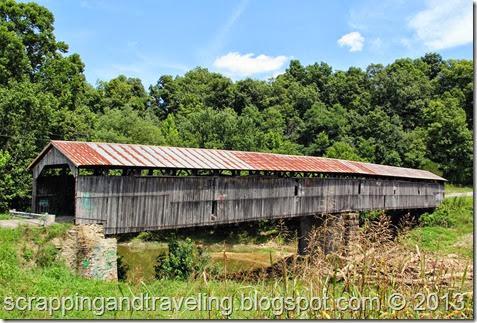 Beech Fork Bridge 4