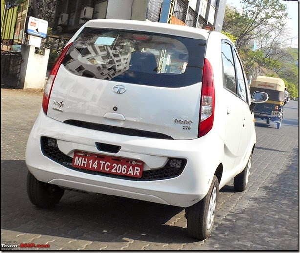 Tata-Nano-Twist-Active-F-Tronic-XTA-rear-spied