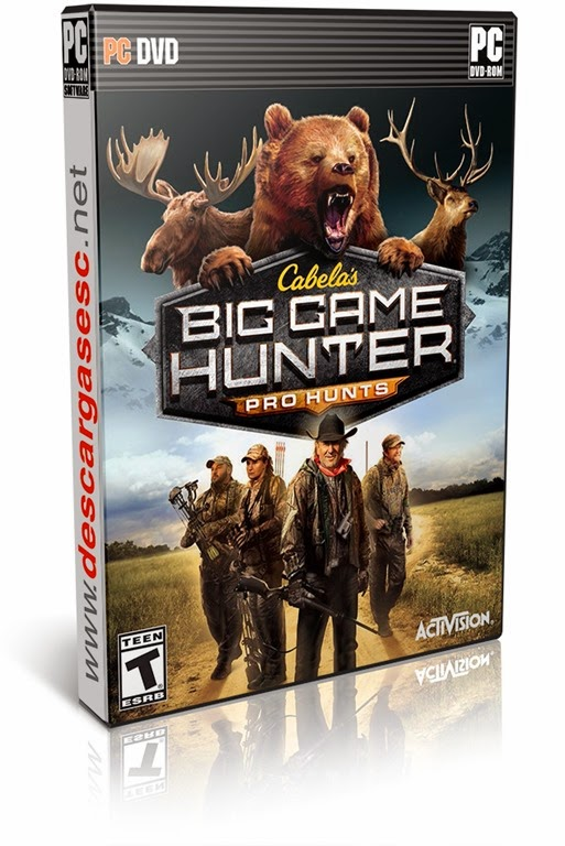 Cabelas Big Game Hunter Pro Hunts-RELOADED-pc-cover-box-art-www.descargasesc.net