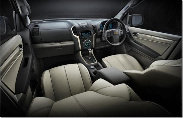 Chevrolet TrailBlazer 2013 (5)