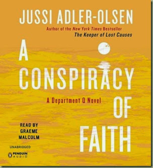 A Conspiracy of Faith Cover
