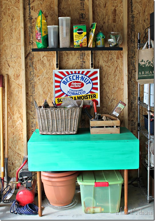 Garage Table