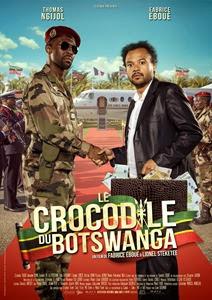 Le-Crocodile-du-Botswanga-Affiche-France