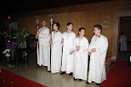 Holy and Great Friday - Altar Servers - St. Nicholas Orthodox Cathedral