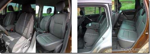 Dacia Duster vs VW Tiguan 06