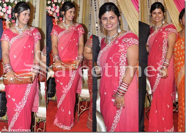 Shrivatsava_Pink_Reception_Saree