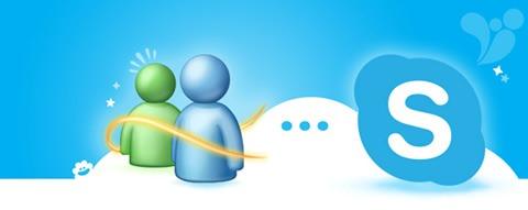 Migración de Live Messenger a Skype