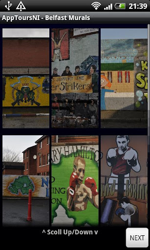 Belfast Murals Guide