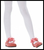 Kids-White-Tights