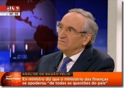 Bagão Félix - opa hostil e gratuita sobre os reformados. Mai.2013