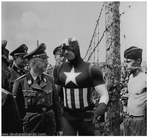 super hero super herois antigos segunda guerra mundial desbaratinando (18)