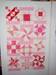 henlee quilt layout