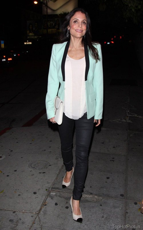 Bethenny Frankel Latest Pics in Skinny Clothes 2