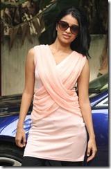 Actress Janani Iyer New Hot Pics @ Paagan Movie Interview