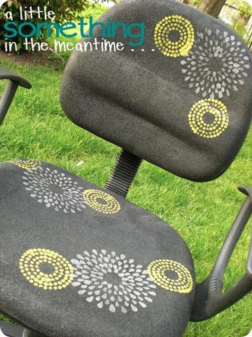 Chair Backyard WM