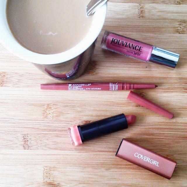 Baiser Caramel (Caramel Kiss): La couleur de tout les jours sur mes lèvres #MamanPG