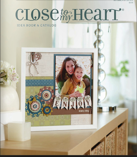 CTMH new idea Book Cricut Artiste is featured