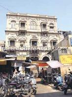 Old Ahmedabad Stock Exchange building