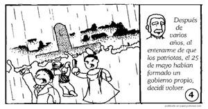 VIDA DEL GENERAL SAN MARTÍN 4 1jugarycolorear