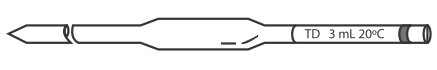 Pipeta Volumétrica
